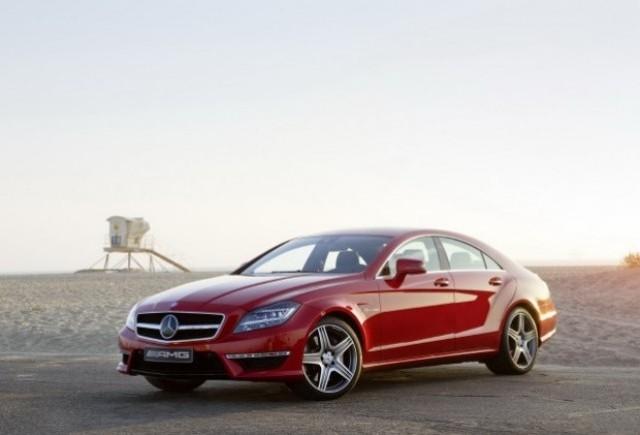 GALERIE FOTO: Noul Mercedes CLS63 AMG prezentat in detaliu