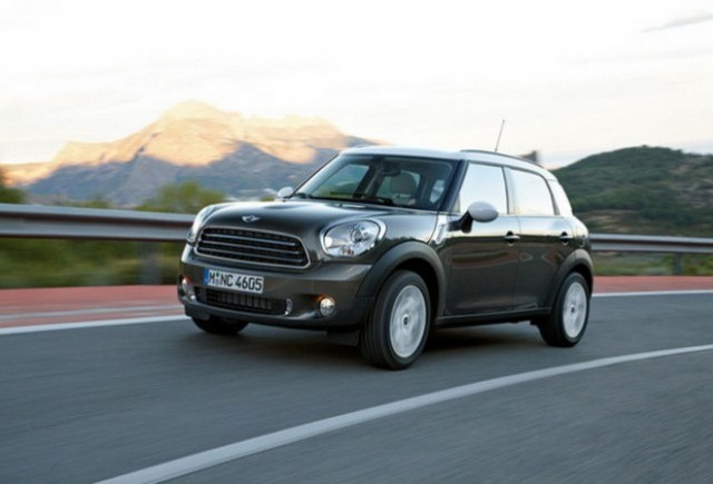 MINI Countryman este cel mai sigur model din gama MINI