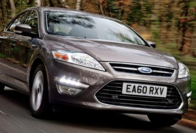 Ford Mondeo primeste noul propulsor diesel 1.6 TDCI