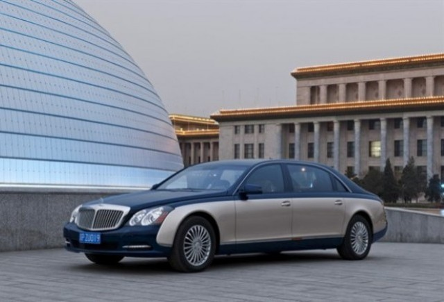 ZVON: Maybach va lansa un nou model in 2014