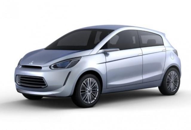 Iata noul model compact Mitsubishi!