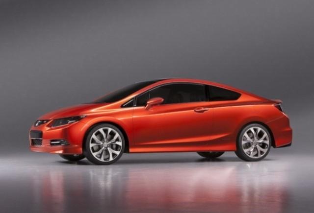 OFICIAL: Noul Honda Civic apare pe piata in aprilie