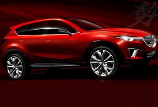Iata noul concept Mazda Minagi!