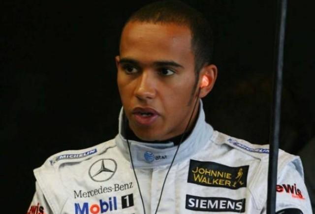 Hamilton va testa primul noul McLaren