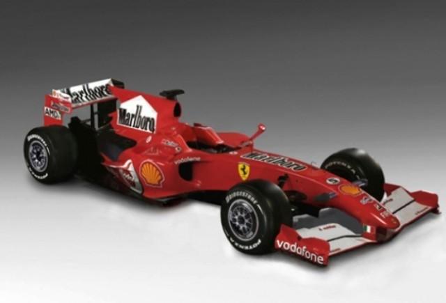 Marlboro, aproape de prelungirea contractului cu Ferrari