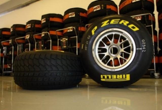 Pirelli intareste pneurile din fata
