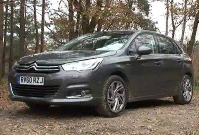 VIDEO: Fifth Gear testeaza noul Citroen C4