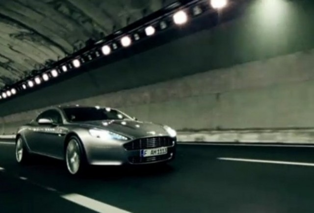 VIDEO: Noul episod Aston Martin Rapide