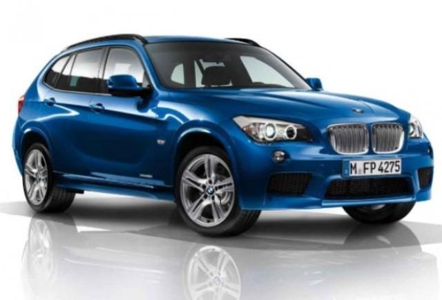 Iata noul BMW X1 M Sport!