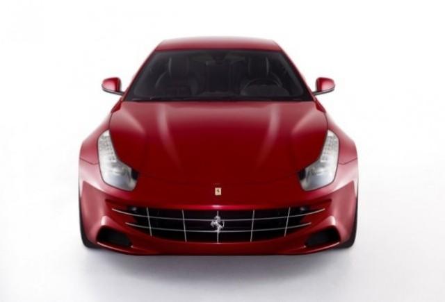 OFICIAL: Iata noul Ferrari FF!
