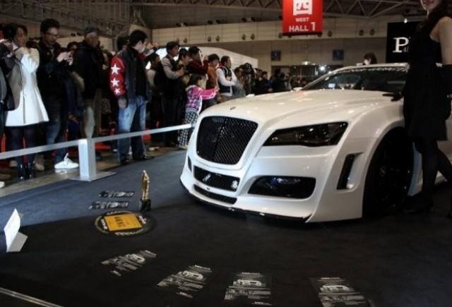 VeilSide prezinta modelul 4509 GTR