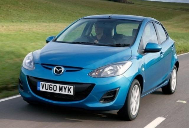 Mazda pregateste modele electrice