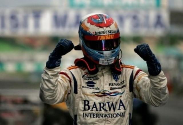 Petrov va testa primul noul Renault