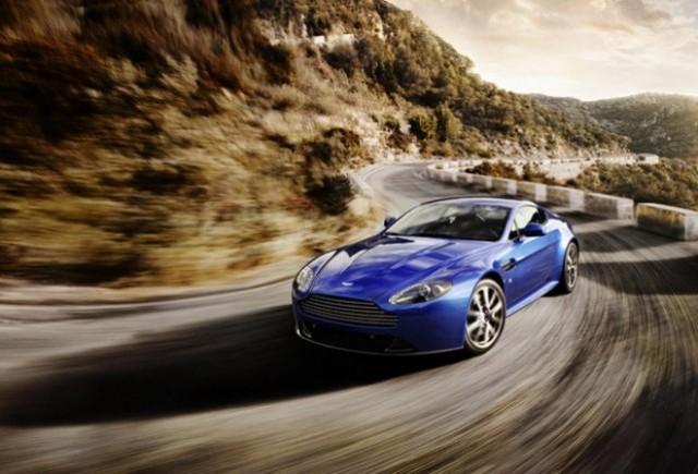 Aston Martin lanseaza Noul Vantage S
