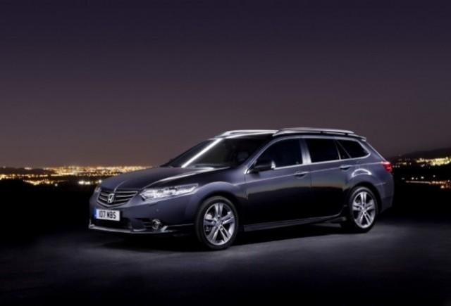 Noul Honda Accord facelift va debuta la Geneva