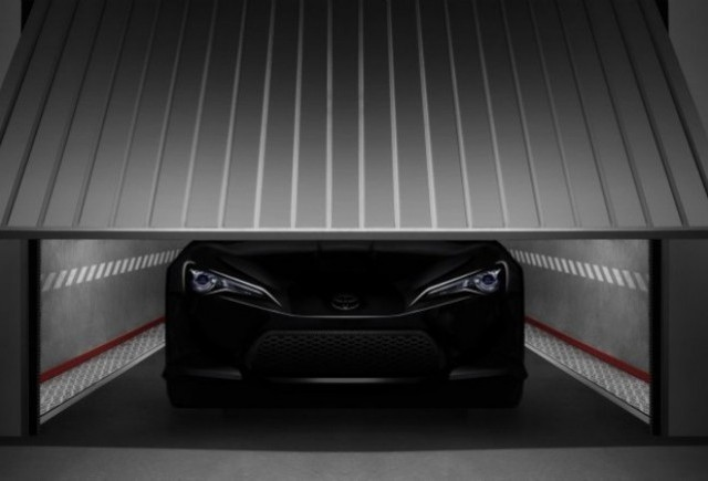 Iata teaserul noului Toyota FT-86 II!