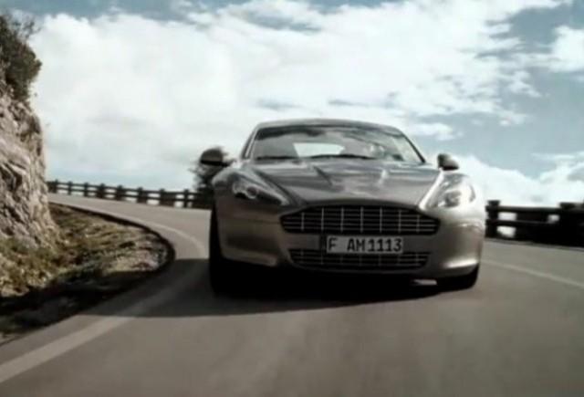 VIDEO: Serialul Aston Martin Rapide continua