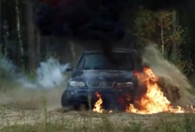 VIDEO: BMW prezinta pregatirea soferilor Security