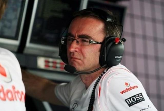 Paddy Lowe este noul director tehnic McLaren