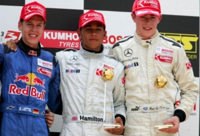 Di Resta, nerabdator sa se reintalneasca cu Vettel si Hamilton