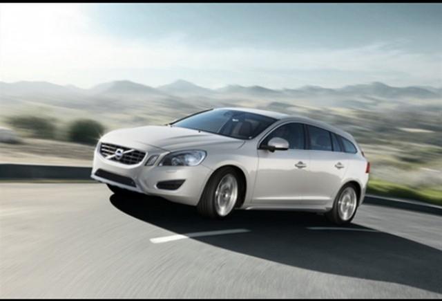 Volvo V60 Plug-in Hybrid vine la Geneva 2011