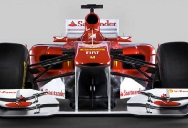Ferrari si-a lansat noua masina la Maranello