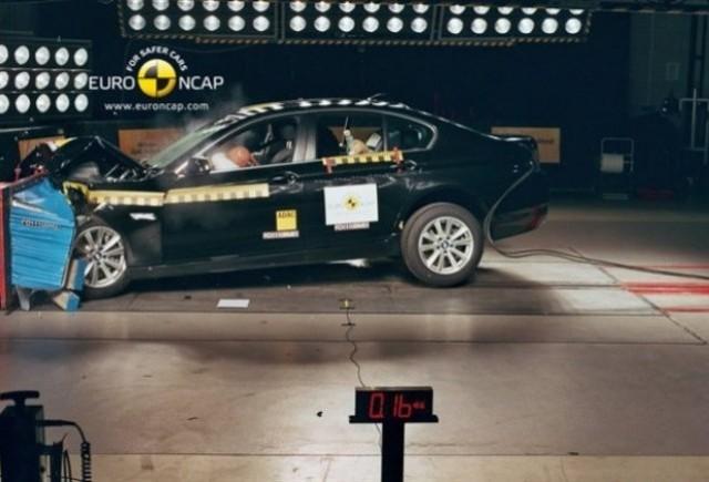 Cele mai sigure masini testate de Euro NCAP in 2010
