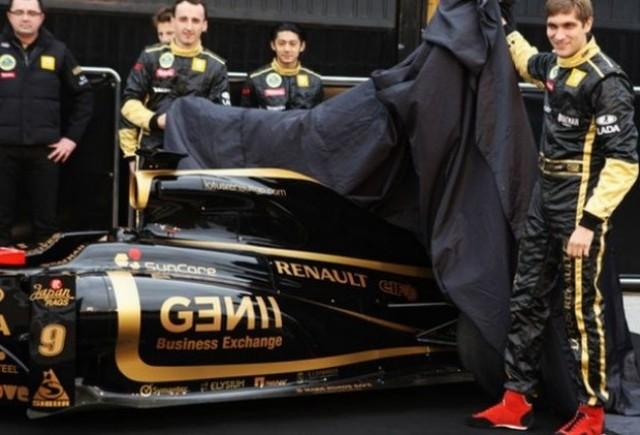 Renault si-a lansat noua masina la Valencia