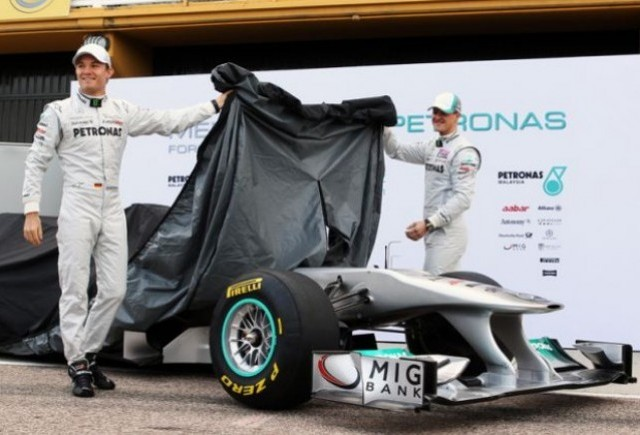 Mercedes tinteste victorii in 2011 cu noua masina