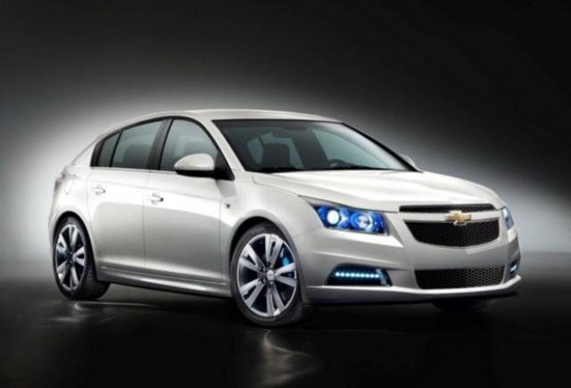 Cruze hatchback va fi lansat in premiera mondiala la Geneva 2011