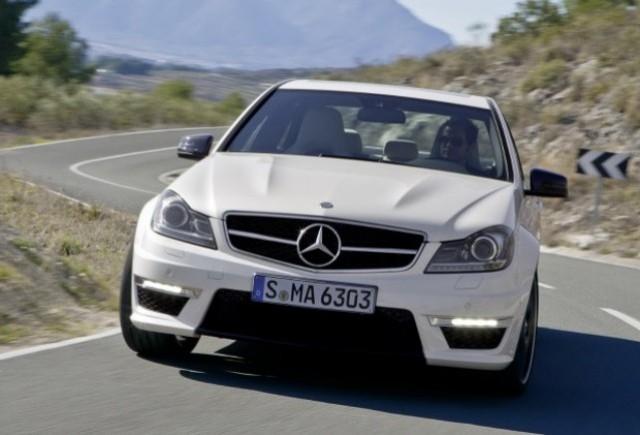 GALERIE FOTO: Noul Mercedes C63 AMG prezentat in detaliu