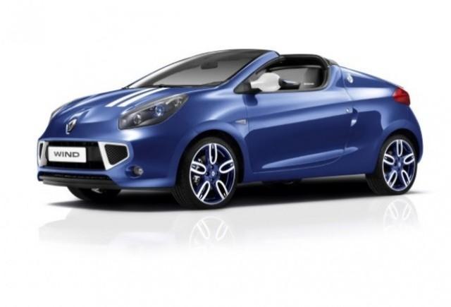 Noul Renault Wind Gordini va debuta la Geneva