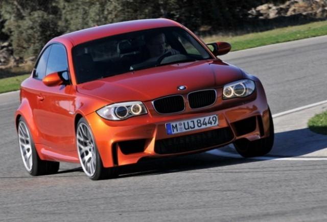 BMW Seria 1 M Coupe vine in Romania pe 26 martie!