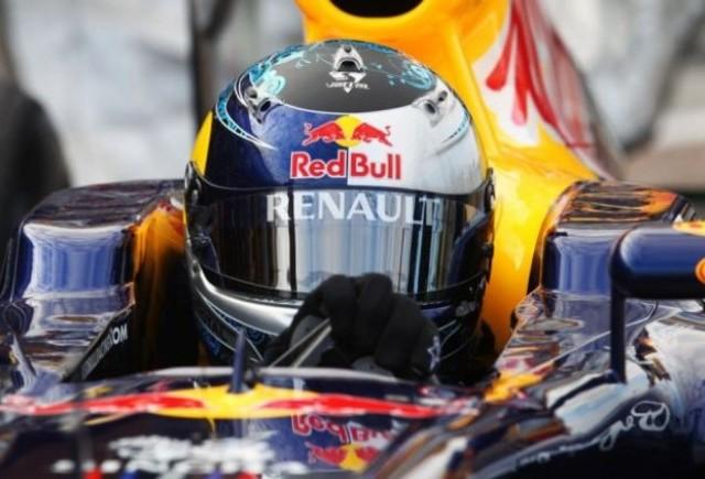 Vettel incheie prima zi la Valencia pe primul loc