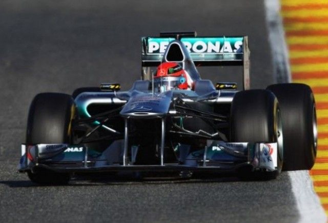 Schumacher: Interesant, dar scurt