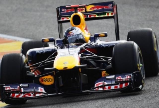 Vettel: E bine sa pornesti tare