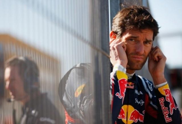 Webber, frustrat de prima sa zi de teste