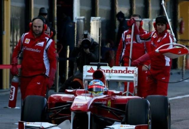 Alonso refuza sa se pronunte in privinta noilor masini