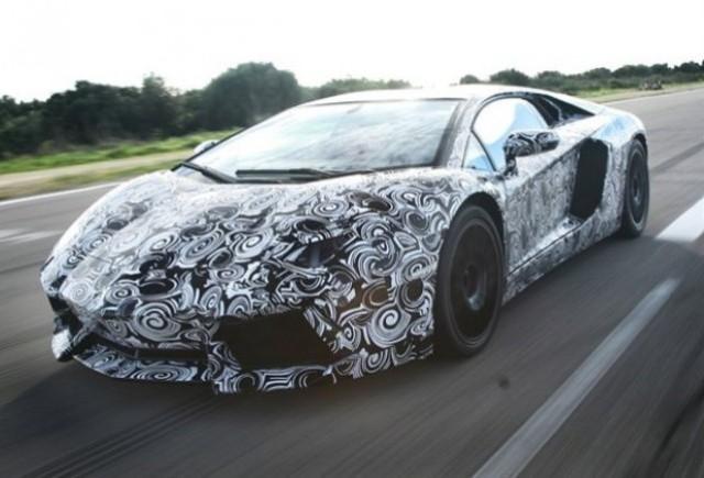 Lamborghini Aventador, noi detalii oficiale