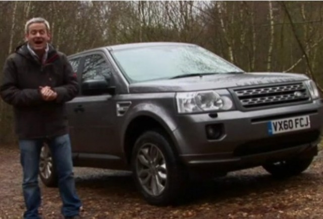 VIDEO: Autocar testeaza noul Land Rover Freelander
