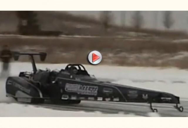 VIDEO: 2000 de cai putere pe gheata!