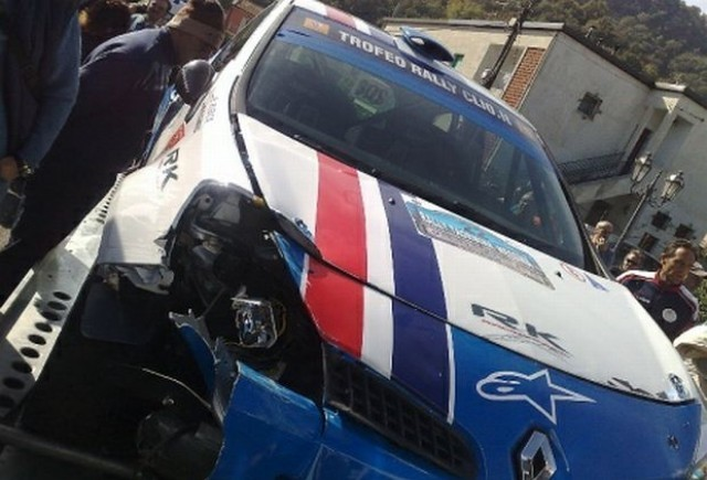 Kubica, in spital dupa un accident de raliu