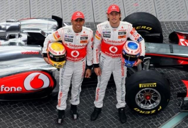 McLaren a lansat noua masina la Berlin