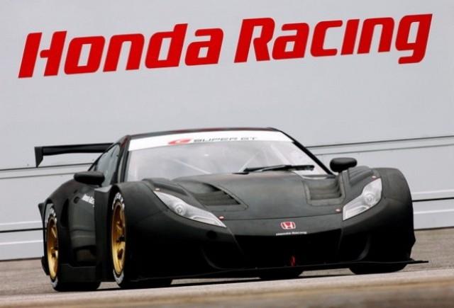 Honda pregateste un nou super racer