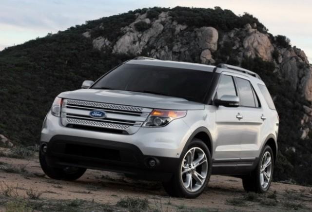 Primul recall pentru Ford Explorer