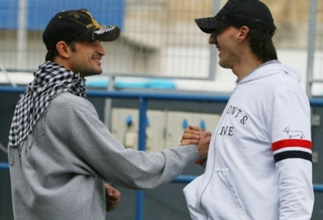 Hulkenberg si Liuzzi, in carti pentru inlocuirea lui Kubica