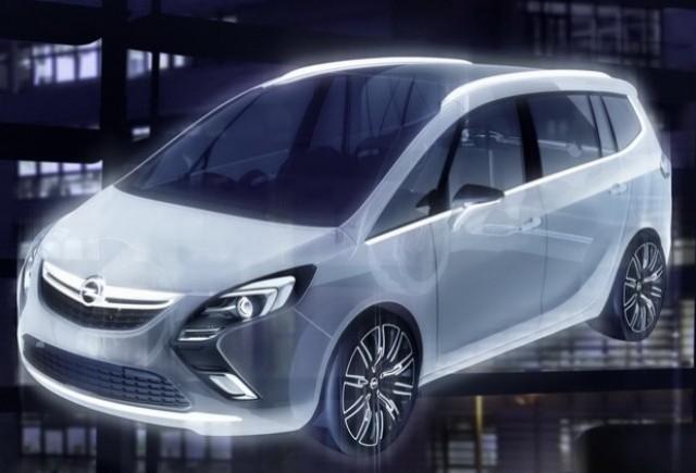 VIDEO: Iata primele detalii ale noului Opel Zafira!