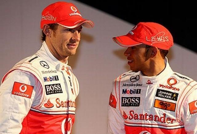 Button: Nu se vor folosi ordine de echipa in Formula 1