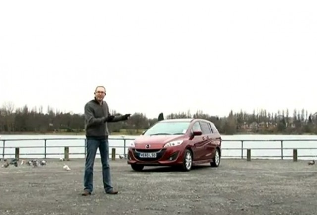 VIDEO: Fifth Gear testeaza noul Mazda5