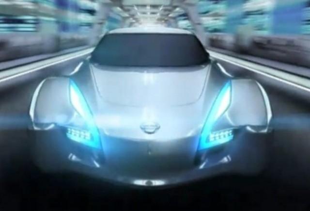 VIDEO: Iata noul concept Nissan Esflow!
